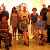Group photo, Hunter Mill Toastmasters