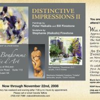 Announce Distinctive Impressions I & II